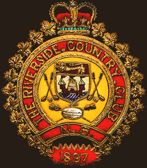 Riverside Country Club crest